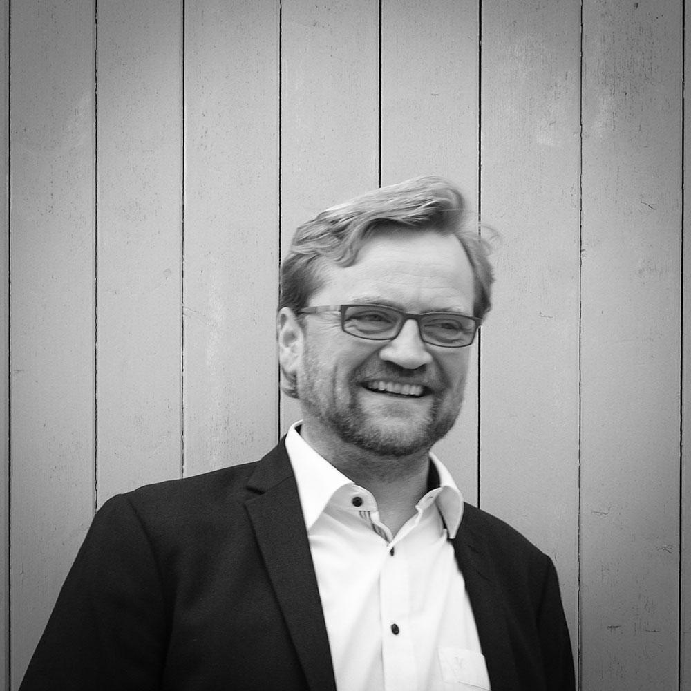 Gudjon Geirsson, Dipl. Ing (FH) der Architektur